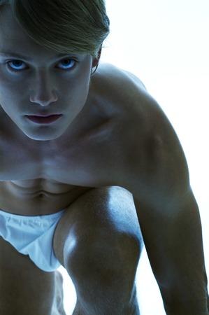 wit ondergoed: