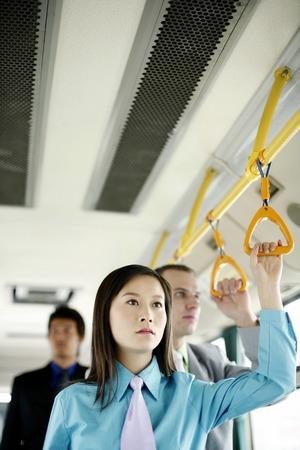 working people: Die arbeitende Bev�lkerung, der in einem Zug