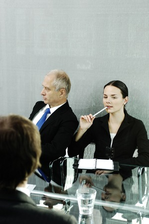 desirous: Corporate people in the meeting room