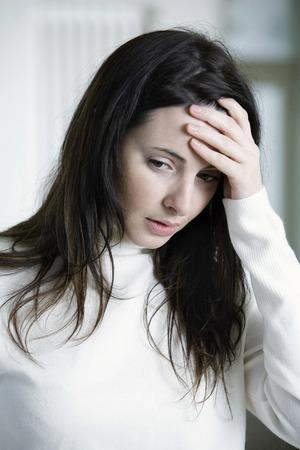 chorowity: Chorowity kobieta
