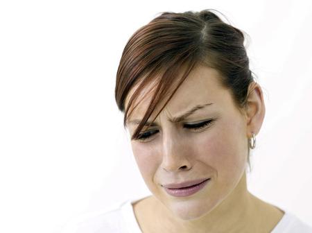 heartsick: Sad woman