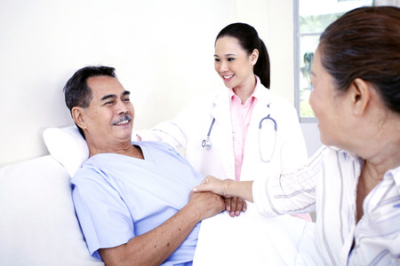 caring for: Caring for patient