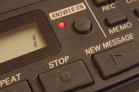 rec: answering machine