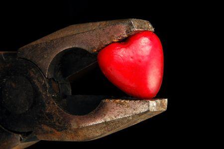 squeezed: spremute di cuore Rusty strumento