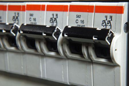 fusebox close up