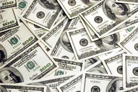 bunch of one hundred dollar bills