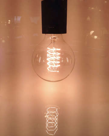 electric bulb: An electric bulb