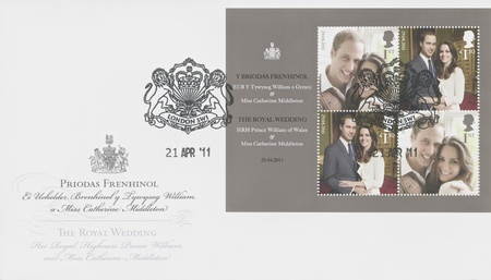 middleton: The Royal Wedding Prince William & Catherine Middleton in 2011