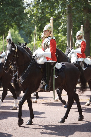 Trooping of the Colour, London 2006