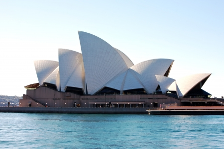 sydney harbour: Sydney Opera House