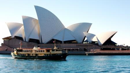 시드니 오페라 하우스, 호주 에디토리얼