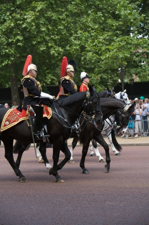 Trooping of the Color, London, 2006