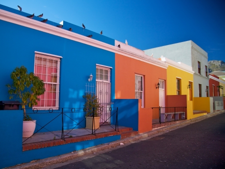 Bo Kaap, Cape Town, South Africa photo