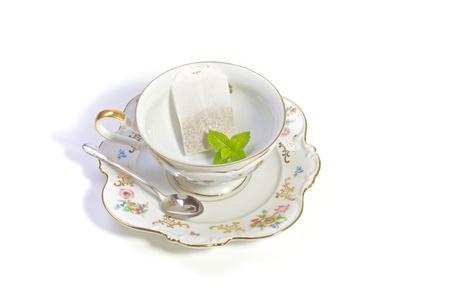 Cup of tea, High Tea photo