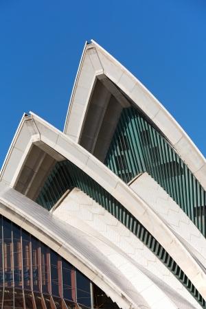 Sydney Opera House in Sydney, Australia Entertainment and a Important Landmark in Sydney Stock Photo - 14376206