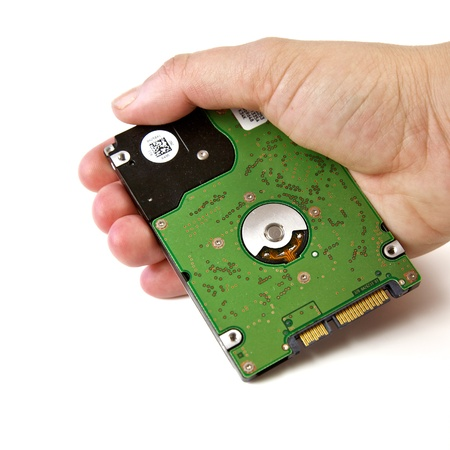 Hard Disk Drive for a Computer photo