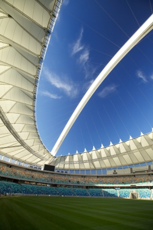 sporting event: Soccer stadiums in Durban, South Africa
