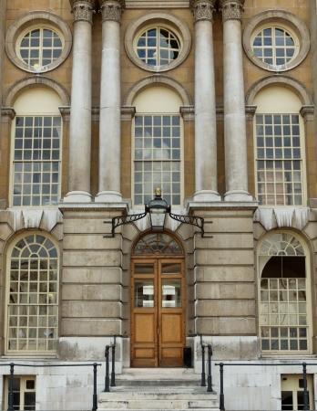 Architecture University of Greenwich in London, UK Stock Photo - 14485376