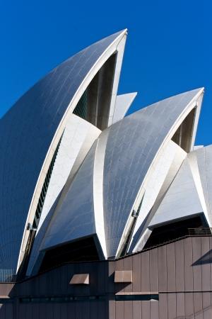 Sydney Opera House in Sydney, Australië Entertainment en een belangrijke mijlpaal Redactioneel