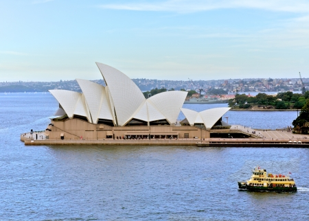 시드니 오페라 하우스 시드니, 호주에서 하버 시드니의 엔터테인먼트와 중요한 랜드 마크 에디토리얼