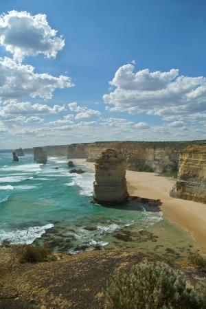 Twelve Apostles in Melbourne, Australia photo