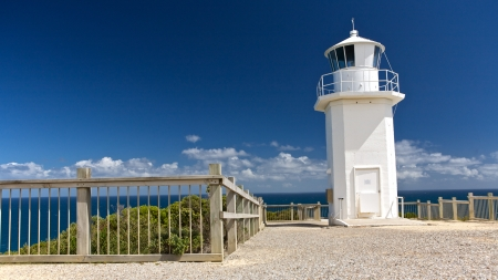 White Lighthouse, Australia photo