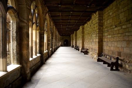 Durham Cathedral in England, United Kingdom