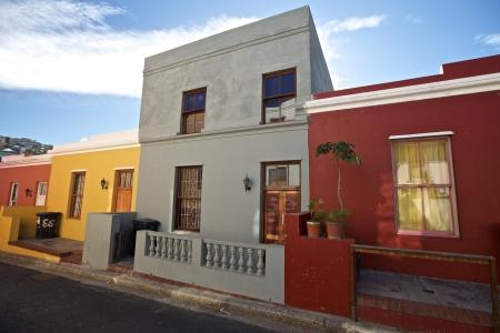 street lamp: Bo Kaap, Cape Town