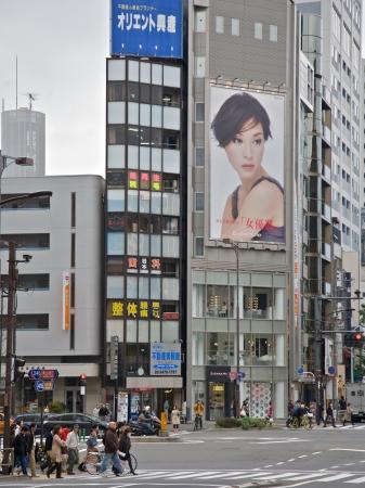 dynamical: Tokyo city centre, Japan