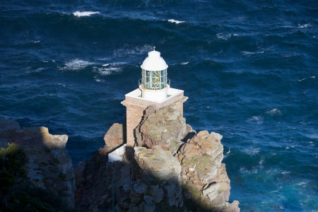Lighthouse on Cape of Good Hope, South Africa