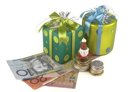 australian money: Christmas, Investment Spending or Saving
