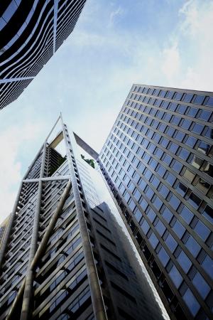 Skyscrapers in Sydney, Australia