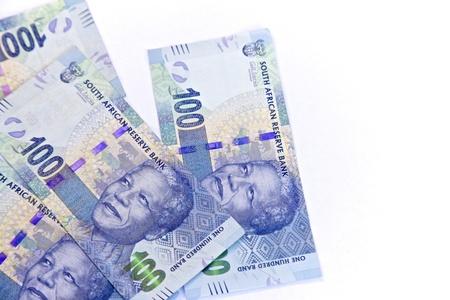 Zuid-Afrika Nelson Mandela Nieuwe Bank Notes