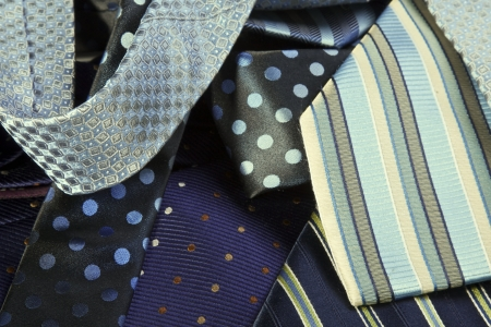 Assortment of Mens Neck Ties photo