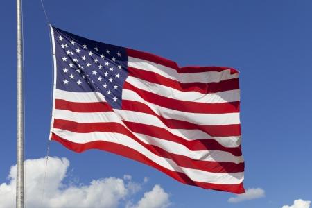 American flag, United States of America
