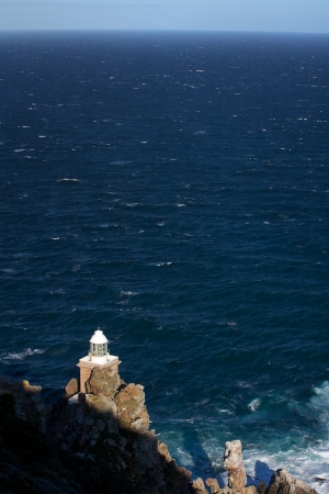 cape of good hope: The Lighthouse on Cape of Good Hope, South Africa