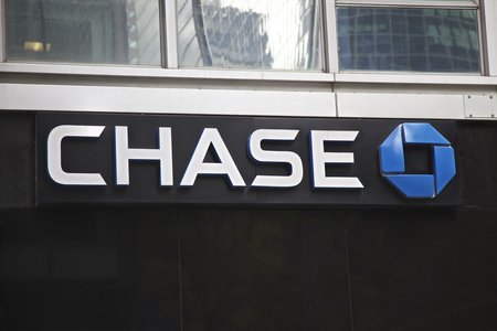 chase: Chase Bank in Manhattan, New York, United States of America