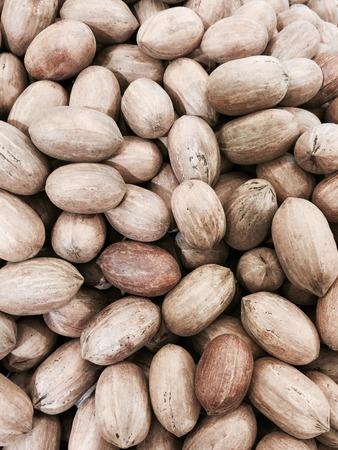 healthy snack: Pecan nuts, healthy snack