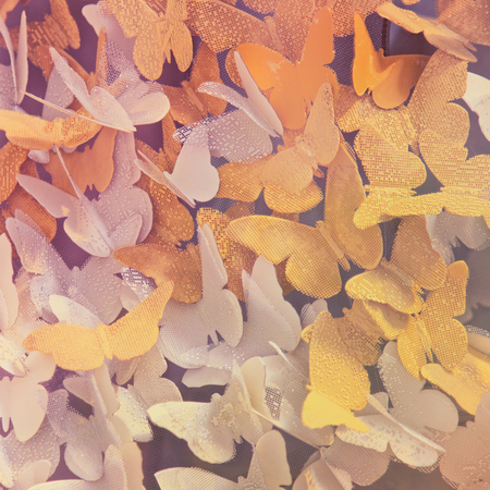 butterflys: Paper Butterflies, craft background