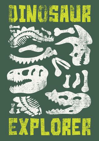 hapy: dinosaur bones
