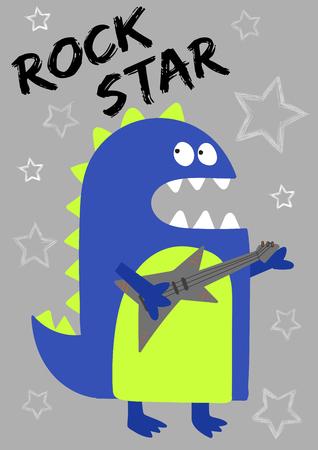 hapy: cute cartoon dinosaur