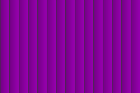 Cardboard textured background of gradient purple (violet) colored stripes, paper-cut style. Vector illustration, EPS10. Use as background, backdrop, wallpaper, montage, template in graphic design, etc