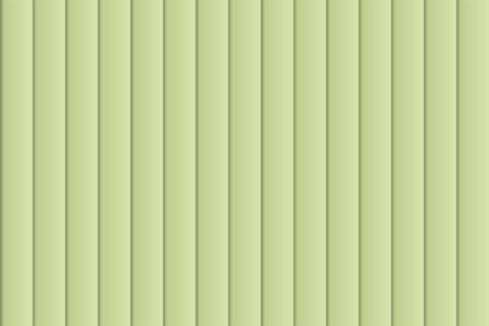 Cardboard textured background of gradient green colored stripes, paper-cut style. Vector illustration, EPS10. Use as background, backdrop, wallpaper, montage, template in graphic design, etc