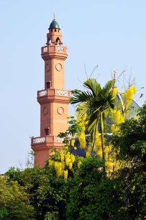 successors: mosque Stock Photo