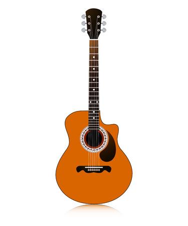 instrumental: Guitar  Illustration