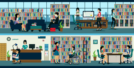 도서관은 공공의 사용에 열려 있습니다.