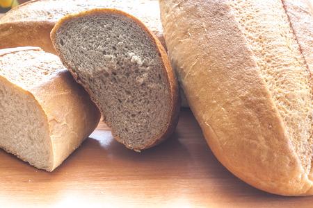 aceite de cocina: Pan en el aceite de cocina soleada