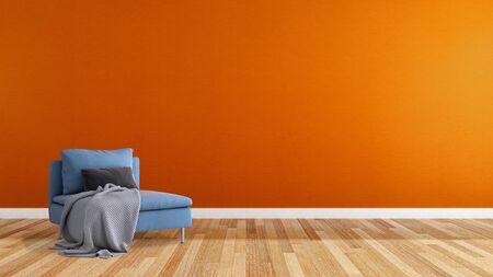 large luxury modern bright interiors Living room illustration 3D rendering computer digitally generated image Stock Illustration - 129524174