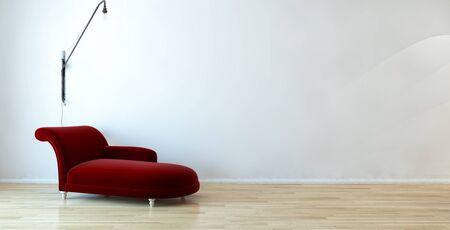 large luxury modern bright interiors Living room illustration 3D rendering computer digitally generated image Stock Illustration - 129524208