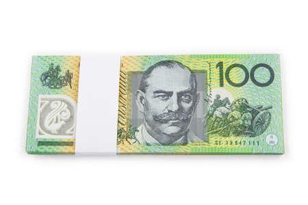 hundred dollar bill: Hundred dollar bill, Australia